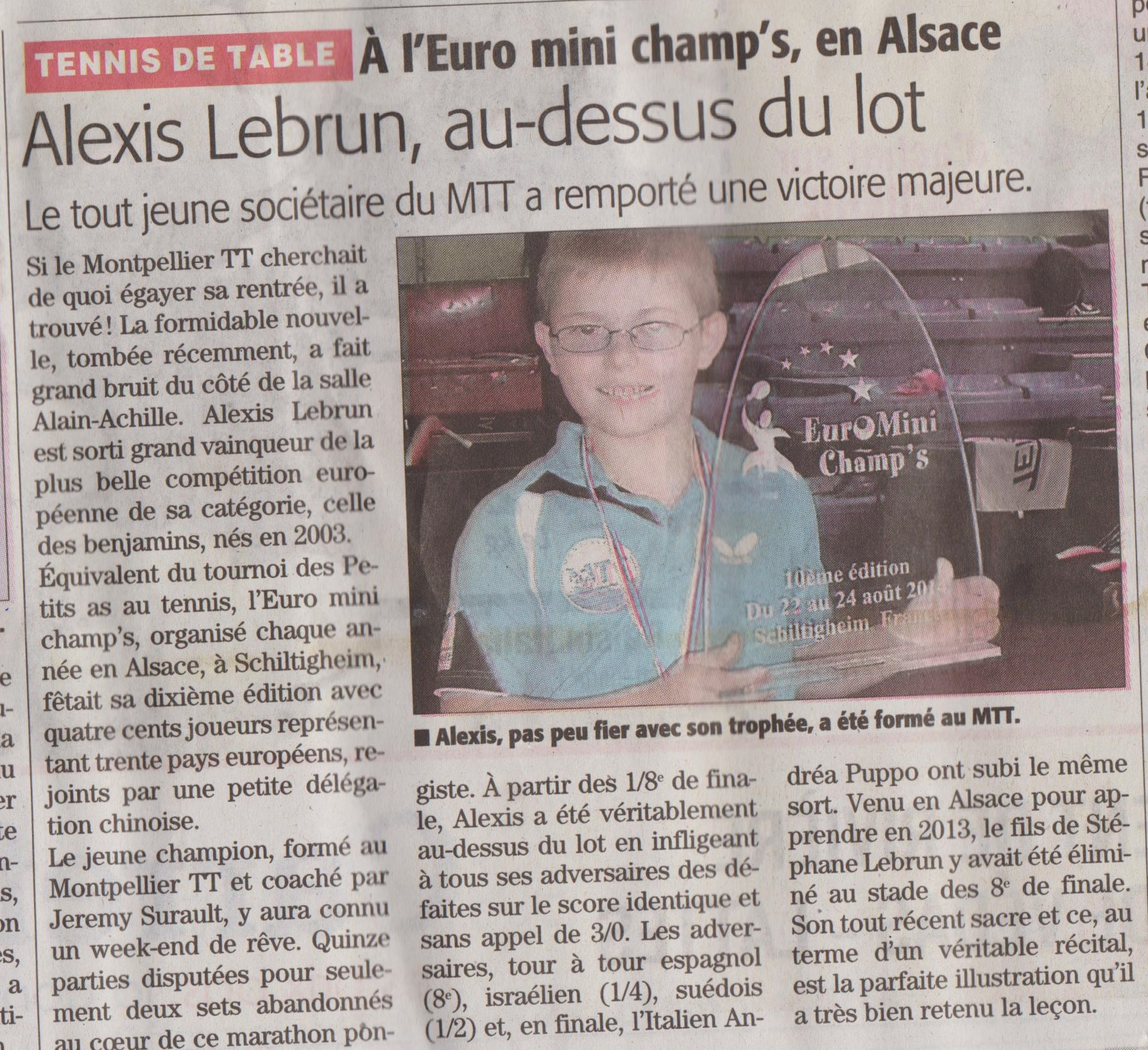 ARTICLE ALEX